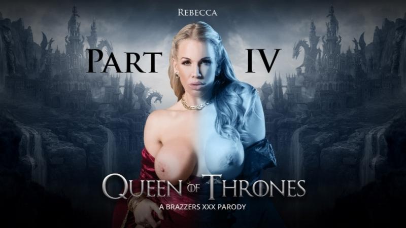 Ella Hughes, Rebecca Moore, Dorian Del Isla, Pascal White & Xander Corvus, Queen Of Thrones: Part 4 (A XXX Parody)