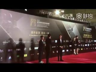 VIDEO 171208 D.O. @ International Film Festival and Awards - Macao (IFFAM)