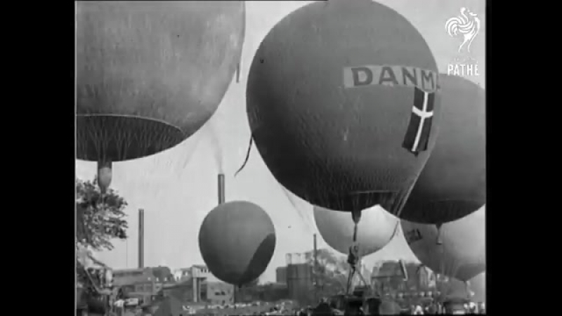 The Balloonists Derby 1929