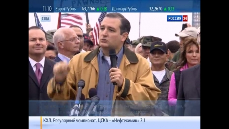 США грозит дефолт,американцы возмущены несговорчивостью политиков | 14.10.2013 смотреть онлайн видео — HDxit.ru