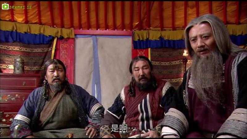 Кубылай хан или Хубилай 07 серия режиссёр Сиу Мин Цуй 2013 год С многоголосым переводом на русский язык