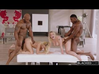 Blacked Kylie Page, Hadley Viscara (Sorority Group Sex / )