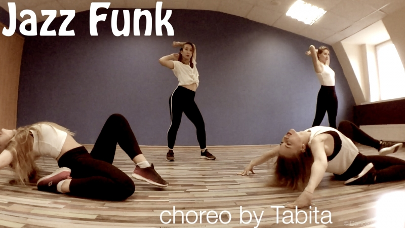 Jazz Funk Choreo by Tabita Dance Studio 25 5