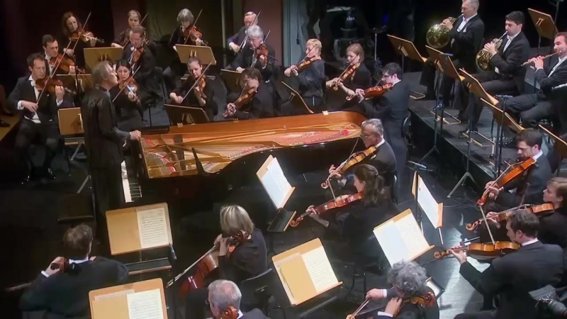 Beethoven Piano Concertos Christian Zacharias Orchestre de Chambre de Lausanne