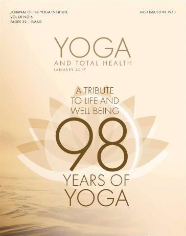 Yoga and Total Health - January 2017