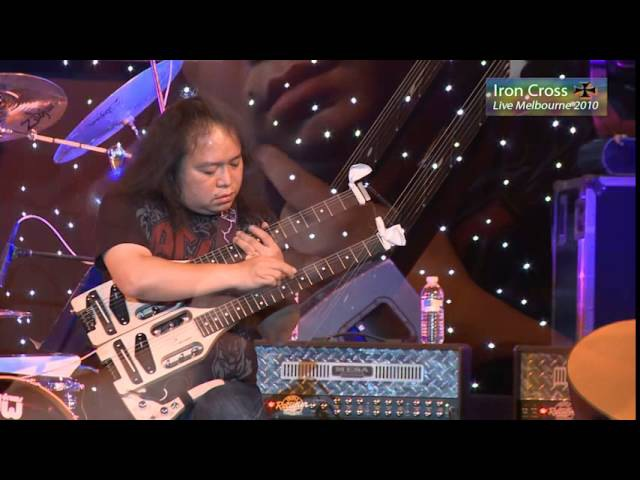 Amazing guitar - chit san maung