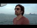 ⛵ Рейналдо Джанеккини и Шай Суэди учатся управлять лодкой, для своего персонажа Педро, в новелле Закон любви⛵