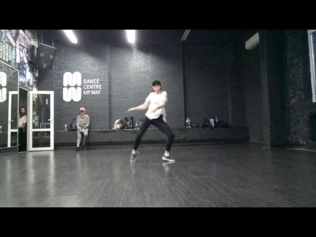 Choreography by Maxim Kovtun J T Futuresex Lovesound solo Katya