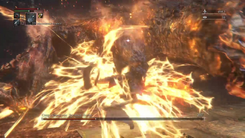 Bloodborne™ Сторожевой пес древних богов 4уровень