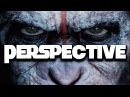 Dawn of the Planet of the Apes Perspective in Storytelling