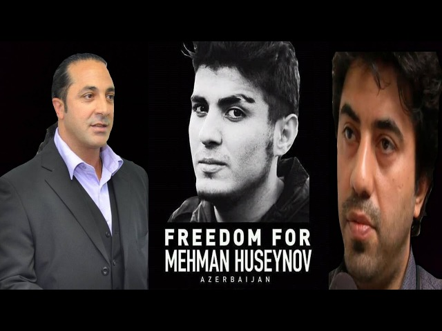 Orduxan Teymurxan Emil Huseyinov Mehman Huseyinovun azadligi ucun mubarize aparir bizde qosulaq