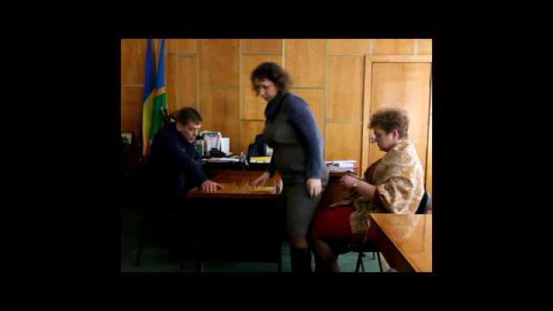 Христинівське беззаконня в кабінеті Денисюк Л.М.