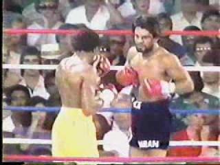 Boxing Thomas Hearns vs Roberto Duran
