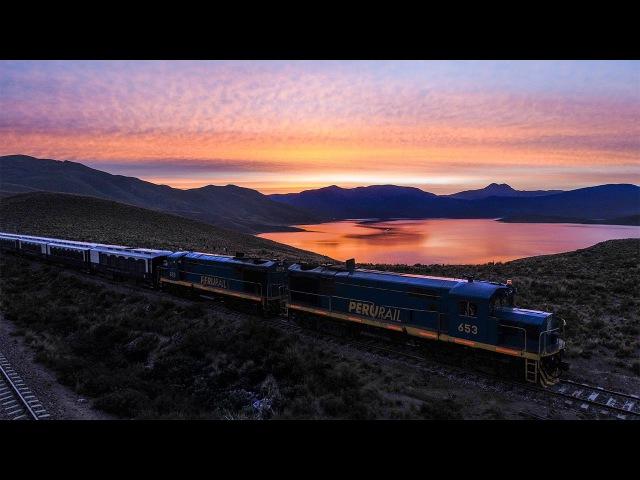 El Tren más lujoso de Sudamerica Belmond Andean Explorer Lorenzo Sousa Debarbieri