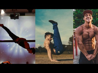 THE STRONGEST ATHLETES OF THE WORKOUT IN THE WORLD /PART 2