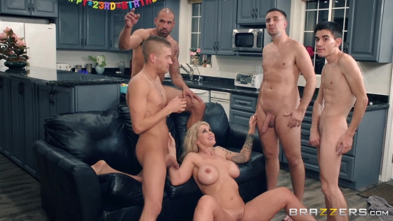 My Friends Fucked My Mom! [Trailer] Ryan Conner & Jordi & Karlo Karerra & Keiran Lee & Xander Corvus