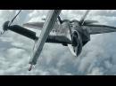 Aerial Refueling Of F-22 Raptors Over Iraq