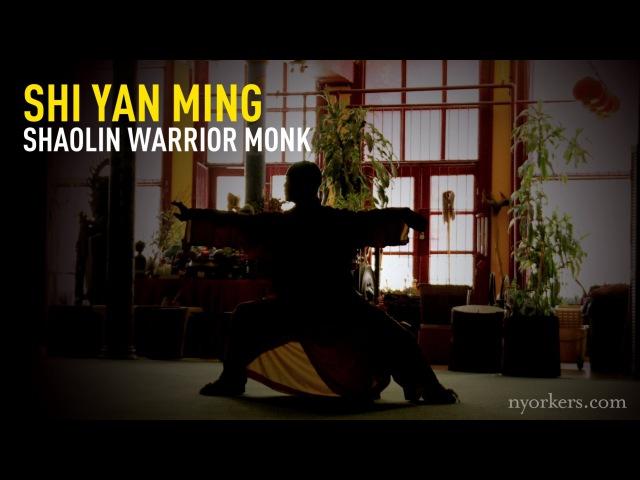 Интервью монаха Ши Янь Мин, живущего в Нью Йорке   Документальное