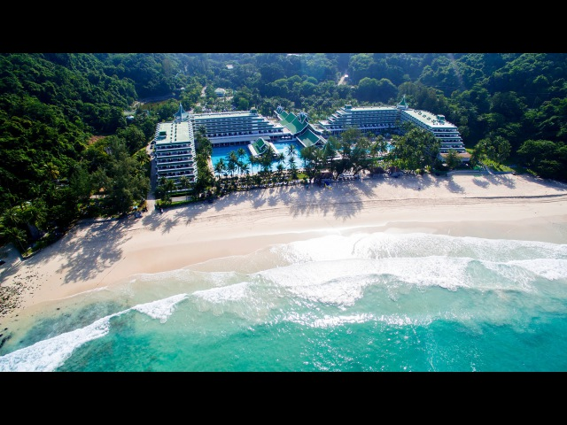 Le Meridien Phuket Beach Resort 5* Пхукет