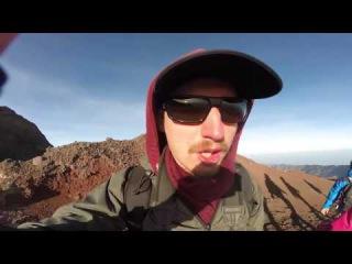 Подъем на Вулкан Ринджани (3726 метров), Ломбок