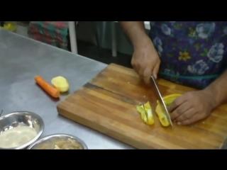 Сабджи - Уроки ведической кулинарии