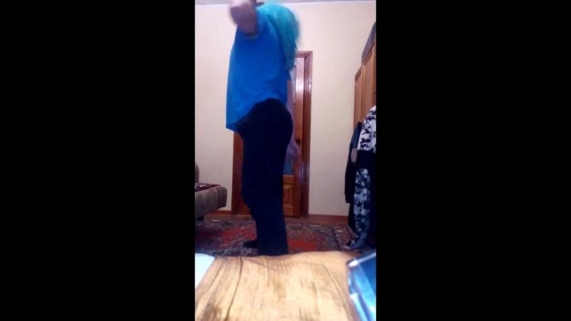 танцор рик кукла вуду