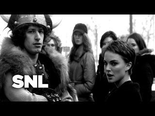 SNL Digital Short: Natalie Raps