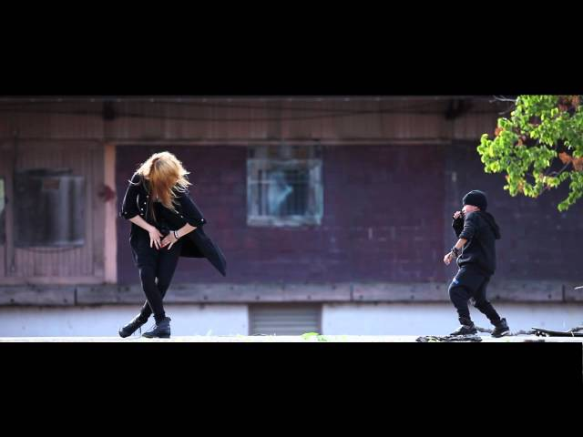 THE AXI PERCHANCE TO DREAM DANCE CLIP CHACHI GONZALES Director @ShawnWellingAXI
