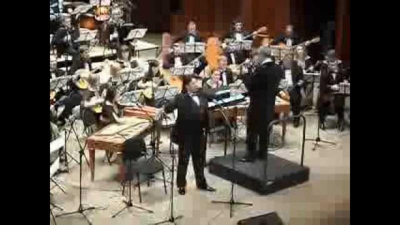 Александр Бойко КАВАТИНА СУЛТАНА из оперы Запорожец за Дунаем ОРНИ дир Е Алешн