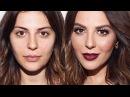 Fall Makeup Tutorial with Bold Lip I Sona Gasparian
