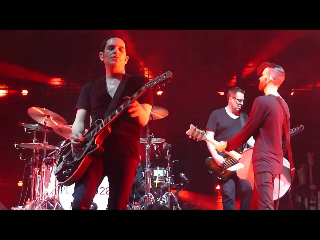 Placebo 13.11.2016 - Running Up That Hill