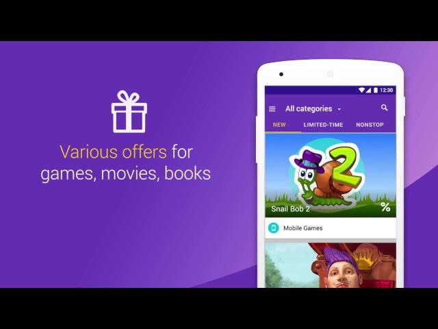 DigitalStar.Cards — ролик для Google Play