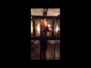 Perfomance Melanie C - Sony Germany (Live Stream)
