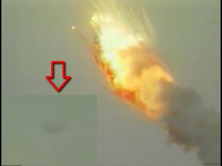 French Government Leaks Footage Of UFO Destroy Rocket On Secret Experiment  9/23/2016