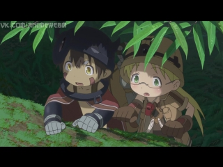 Anime.webm made in abyss