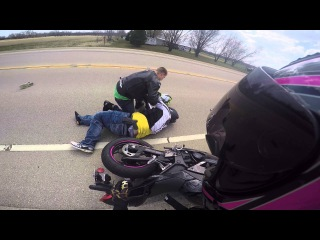 Bike vs Dog (2nd angle) || ViralHog