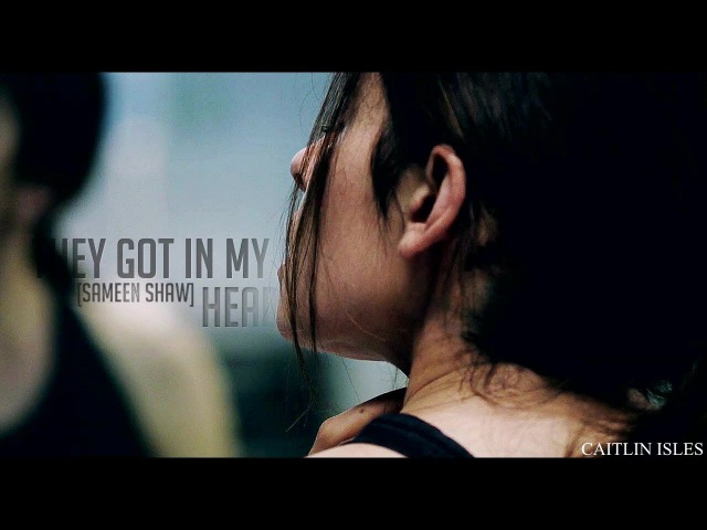 They got in my head - [Sameen Shaw]