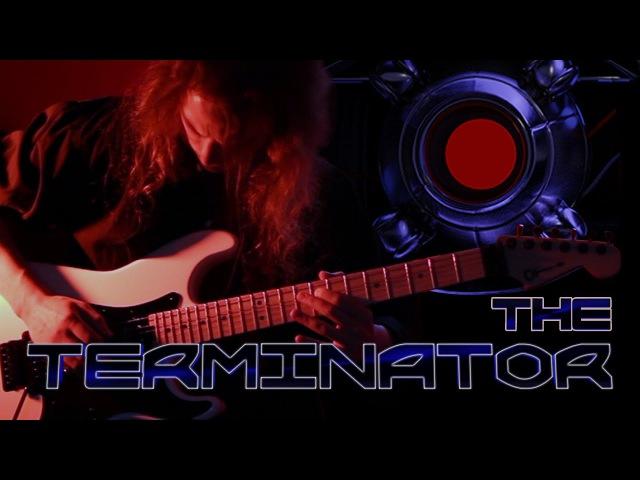 Terminator Theme Cover Rearrangement