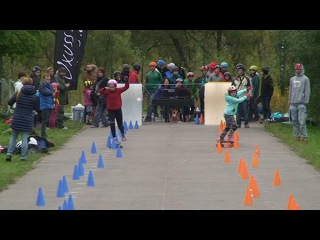 SLALOM PETERSBURG BATTLE Лизочка 2