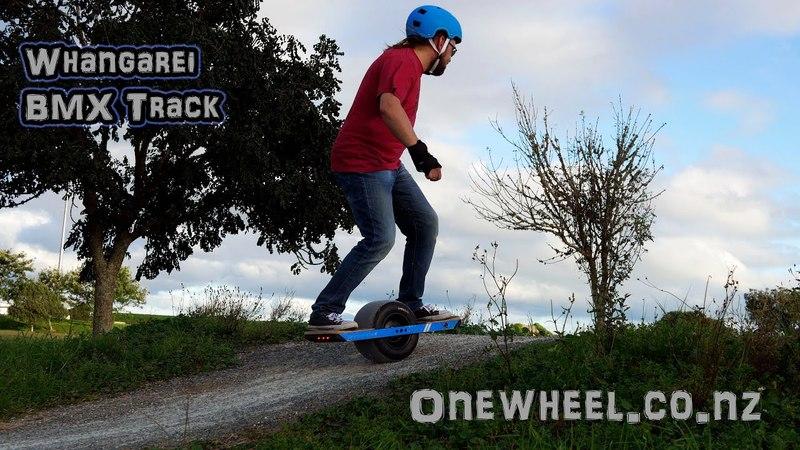 Onewheel BMX Track Whangarei