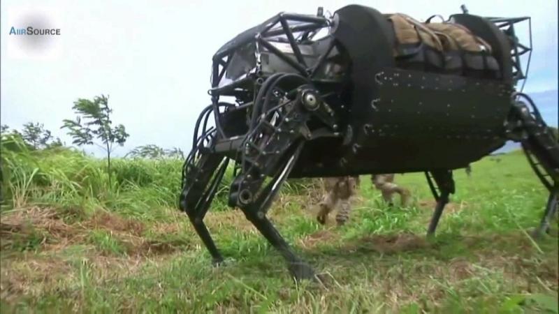 Mulo Мото-робот