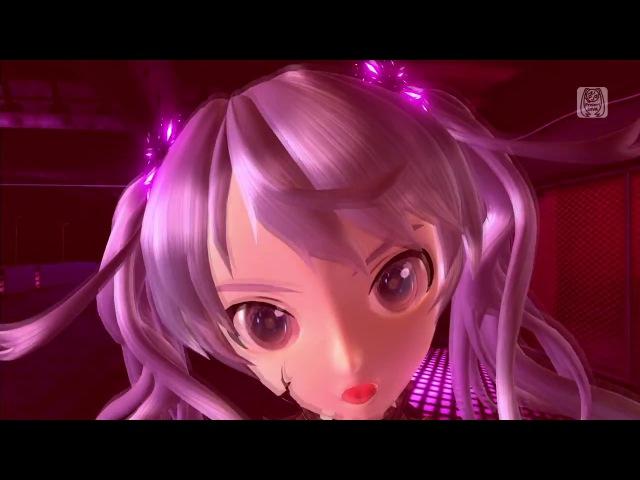PS4FT Hatsune Miku Burakkonoto ni obore sasete Miku voice