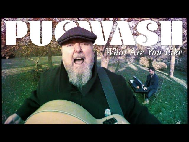 Pugwash What Are You Like feat Matt Berry