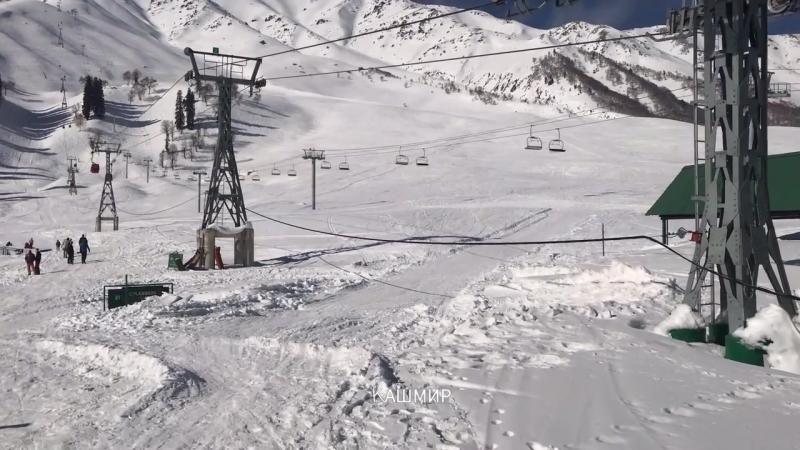 Экзотический Гульмарг Лучший горнолыжный курорт в Индии Gulmarg Gondola