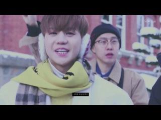 180219 Yoseop - 별 (Star) Music Video Shooting - Behind the Scenes