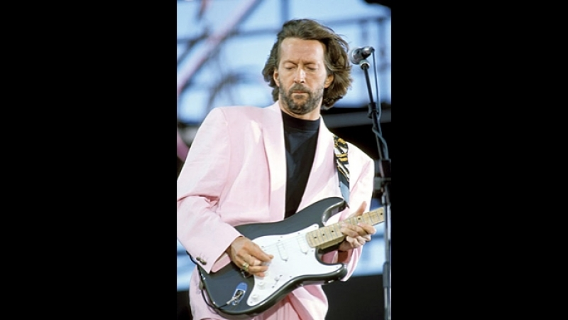 Eric Clapton Ttearin Us Apart live in Kneworth