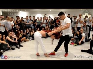 Maurizio Bollo & Simona [Un Beso] @ Europe Bachata Festival 2017