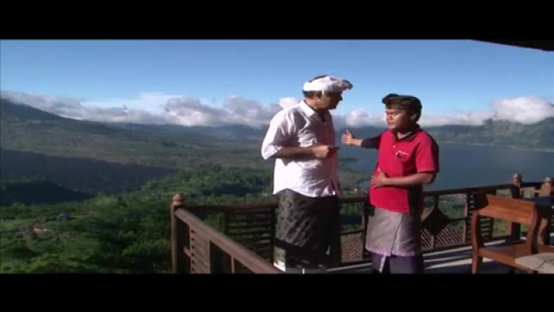 Ayhan Sicimoğlu ile RENKLER Endonezya Bali