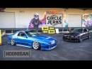 HOONIGAN DT 174 ZWING'S V8 E36 VS Gorilluhh's RX7 CIRCLEJERKS