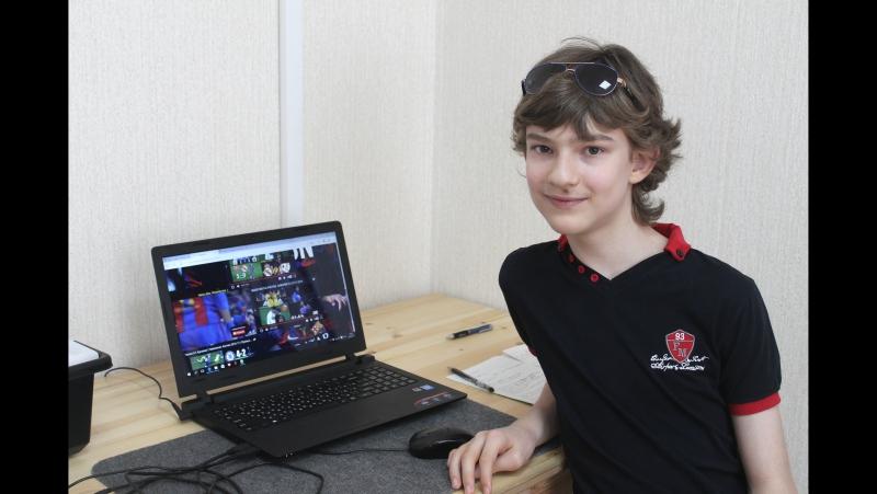 Наш ученик Даниэль рассказывает о первой смене IT-лагеря RoboLand!